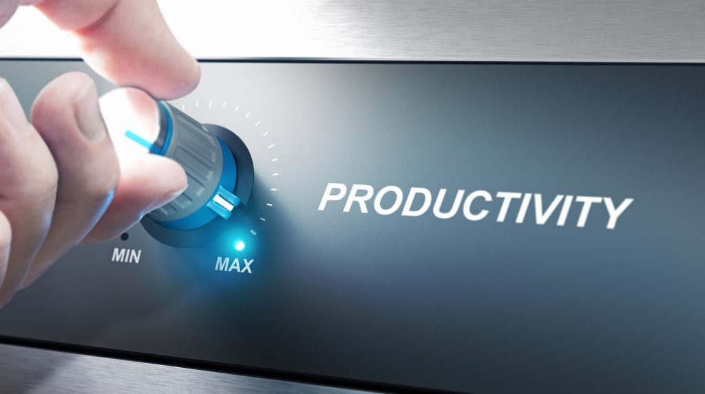 Increase Sales Productivity - boost sales productivity